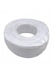 Kapillárcső PE 5/3 mm, fehér 300m/tekercs