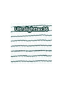 Árnyékoló háló, belátásgátló ULTRALIGHTTEX36 1,5 m x 50 m zöld