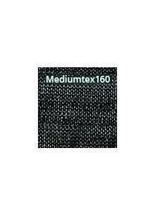 Árnyékoló háló, belátásgátló MEDIUMTEX160 1 m x 50 m zöld