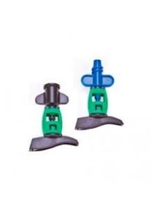 Green Spin Üvegházi öntözőfej 200 l/h fekete rotor kék fúvóka