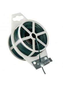 Kötöződrót zöld, vágószerkezettel - 1,2mm 50 m / 6040461