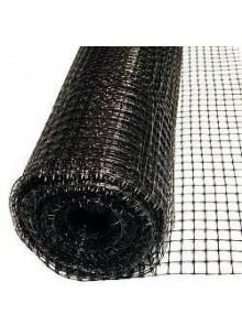 Vakondháló AVINET erősített fekete 20x15mm, 2 x 200m