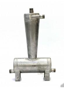 """Hydrociklon, rozsdamentes 6/4"""" 10-16m3 HC500"""