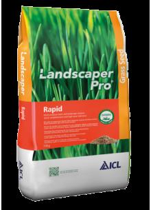 Landscaper Pro Rapid Fűmag 10Kg 25-35g-m2/280-400m2 (Gyors fejlődésű)