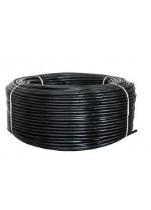 Dynomac PC DN 16 mm 100 cm, 4 l/h, 400 m nyomás kompenzált csepegtető cső ( föld alá is fektethető ) ( 89 Ft / m )