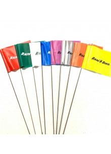 RAIN BIRD Jelölő zászló