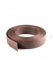 ECOLAT Tó és ágyásszegély barna 14 cm x 0,7 cm ( 1 m/ ár )