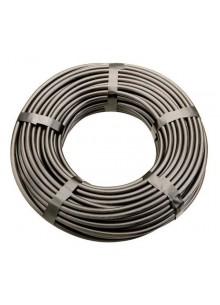 Mikrocső kapillárcső lágy PVC 4 x 7 mm 100 m ( 85 Ft / m )