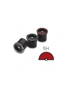 Rain Bird MPR 5H fix fúvóka (1.5m, 180 fokos, piros)