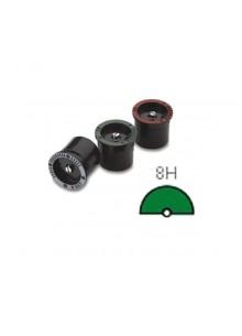 Rain Bird MPR 8H fix fúvóka (2.4m, 180 fokos, zöld)