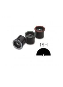 Rain Bird MPR 15H fix fúvóka (4.6m, 180 fokos, fekete)