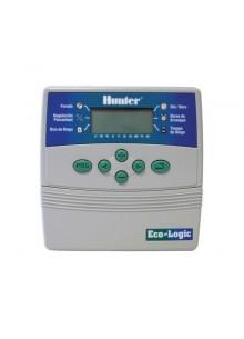 Hunter ECO-LOGIC öntöző vezérlő, 4 zónás beltéri