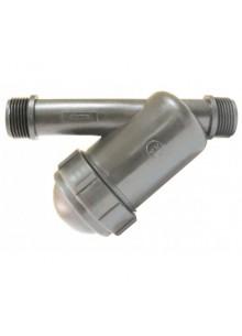 """PP 1""""-os acélhálós szűrő 6,5m3/h small (3372/0123)"""