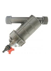 """PP 2""""-os acélhálós szűrő hidrociklonos 14m3/h (3388/0126)"""
