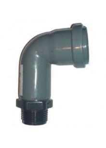 Szivattyú csatlakozás PVCL 40x1