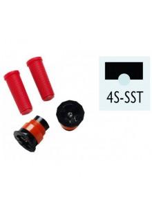 Toro 570 MPR fix fúvóka 2-SST sávszóró (0.6x1.8 m, piros)
