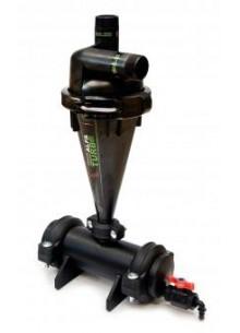 """AlfaTurbo 2""""-os hidrociklonos homokülepítő szűrő 170-300L/perc"""