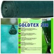 Belátásgátló, szélfogó és árnyékoló háló GOLDTEX 230